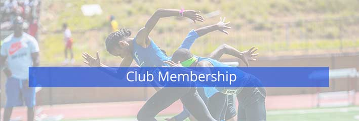 Blue Lightning Track Club -Members-join