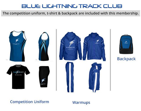 All Season Membership Uniform & Gear Bundle