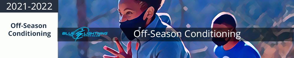 Blue Lightning Track Club Off-Season Conditioning